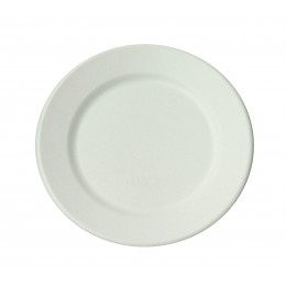 Plat compostable premium 21 cm pack 12u