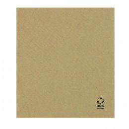 Paquet tovallons paper reciclat 1 capa 33x33cm