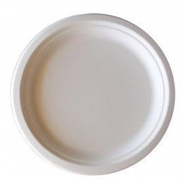 Plat compostable 26 cm pack 15 u