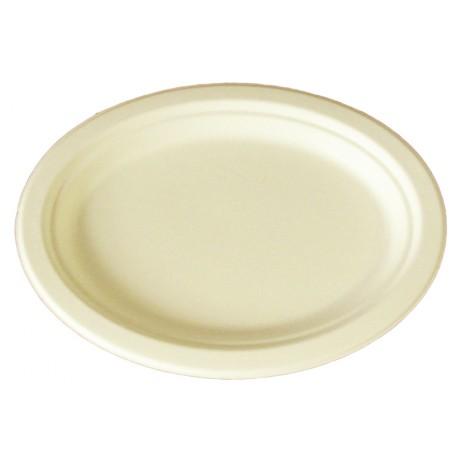 Plat ovalat 31,8 x 15,4 cm pack 50 u